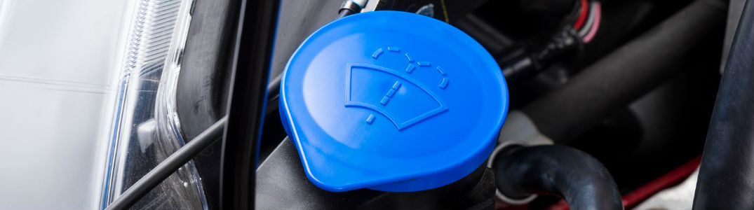 Steps For Refilling Your Front And Rear Windshield Wiper Fluid