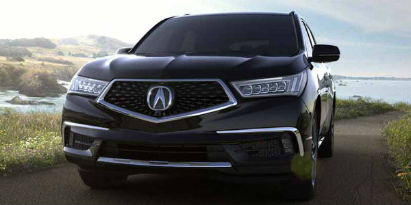 2017 Acura Mdx Color Option Gallery