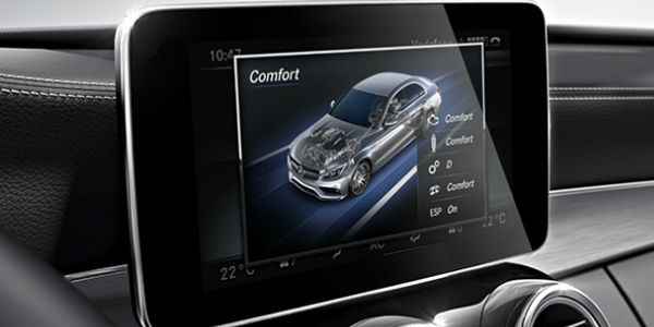 How To Use Mercedes-Benz DYNAMIC SELECT® Drive Modes