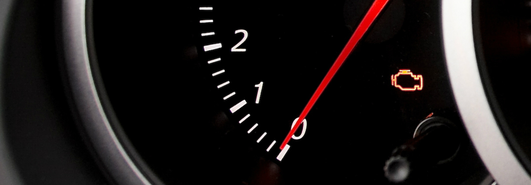 Top 5 Reasons Why Your Check Engine Light Is On