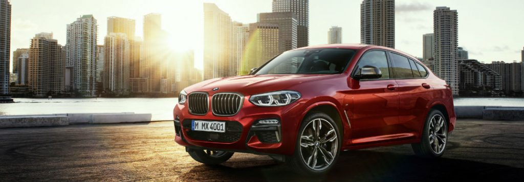 Official 2019 BMW X4 Release Date and Design Specs