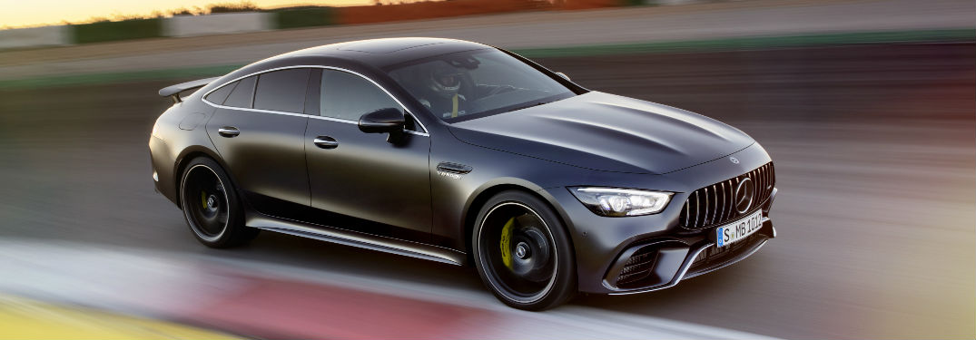 2019 Mercedes Amg Gt 4 Door Coupe Photo Gallery At Geneva Auto Show