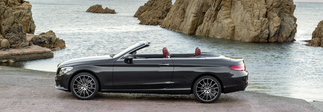 2019 Mercedes-Benz C-Class Coupe and Cabriolet Release ...