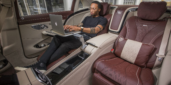 Photo Gallery Of Mercedes Maybach Luxury Features And