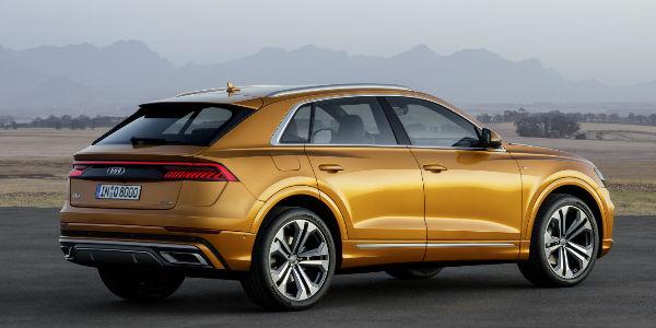 2019 Audi Q8 U S  Release Date and Design Specs