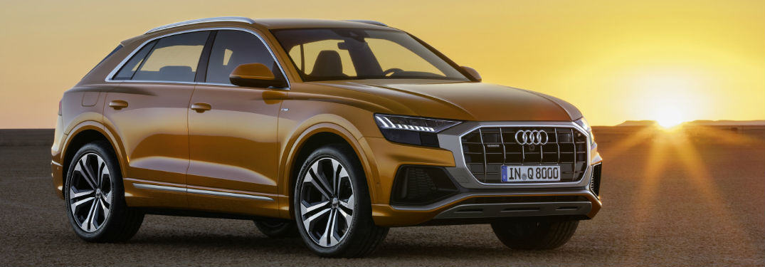 Audi Q US Release Date And Design Specs - Sunset audi