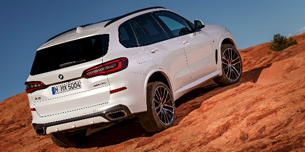 What S New For The 2019 Bmw X5 Design Specs