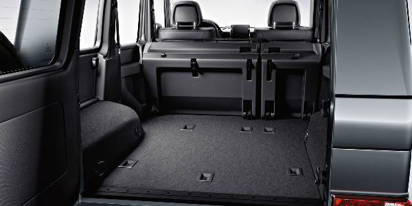 What Are The Mercedes Benz G Class Passenger And Cargo Space Specs