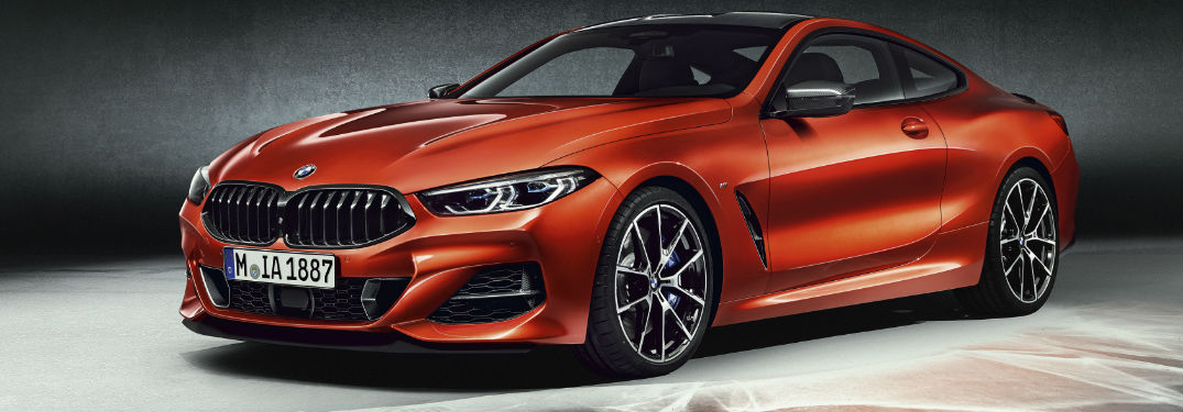 Photo And Video Gallery Of The All New 2019 Bmw 8 Series Coupe