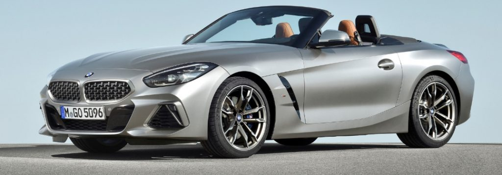 Official 2019 Bmw Z4 Release Date And Design Specs