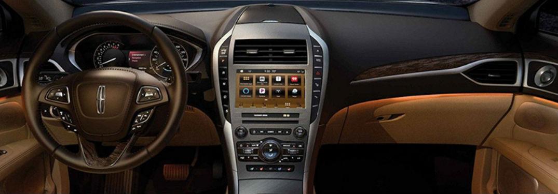 2019 Lincoln MKZ dashboard