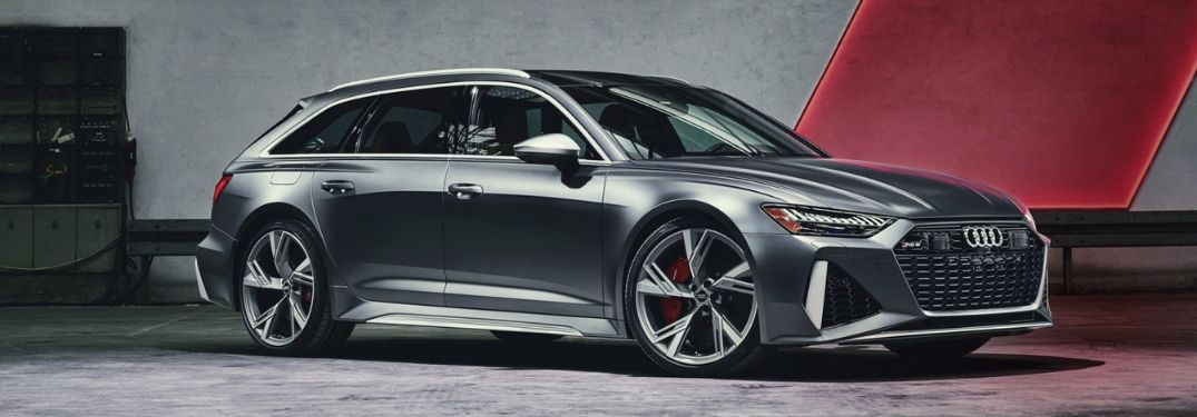 High-Powered Audi RS 6 Avant Set to Arrive in the United States in 2020