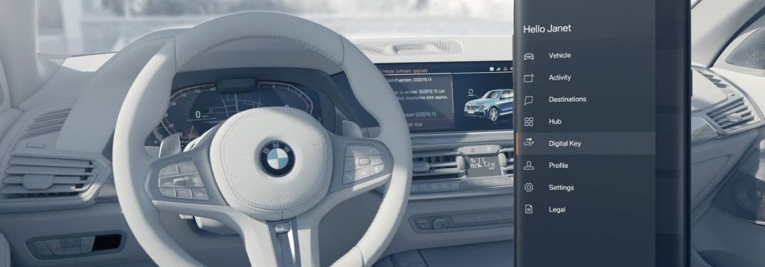 What is the BMW Digital Key System and How Does it Work?