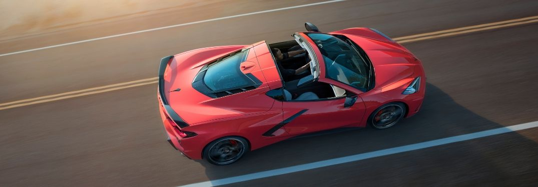 What Are The 2020 Chevy Corvette Trim Levels And Features