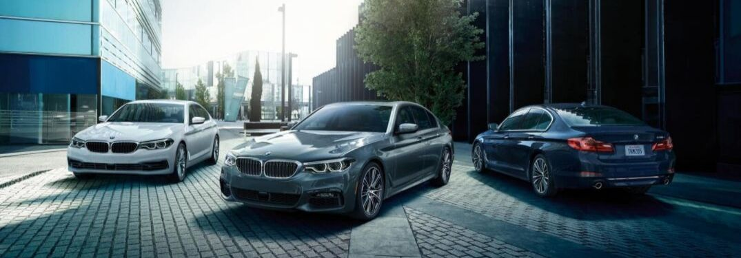 BMW 5 Series Available in 13 Elegant Exterior Colors at Autos of Dallas
