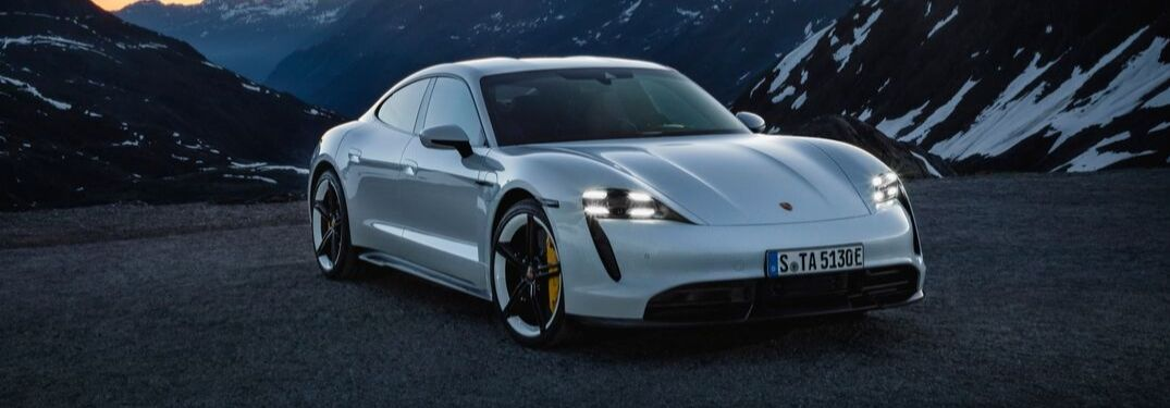 Preview of the All-New, All-Electric 2020 Porsche Taycan