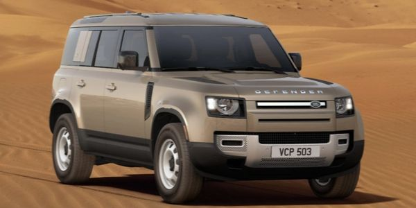 What Are The 2020 Land Rover Defender Interior And