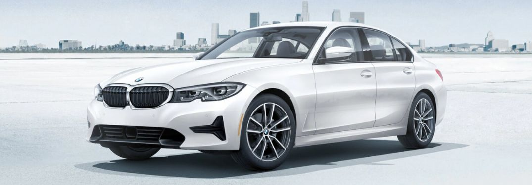 How Many BMW 3 Series Color Options Are Available?