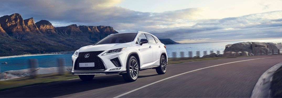 Pre-Owned Lexus RX Models in Dallas Area Available in 10 Colors at Autos of Dallas
