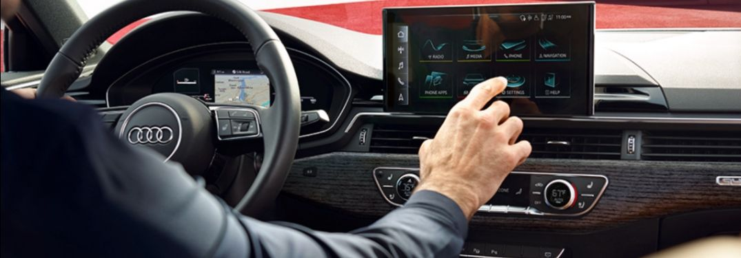 Step-By-Step Instructions To Pair Your Smartphone with the Audi A4 MMI® Infotainment System