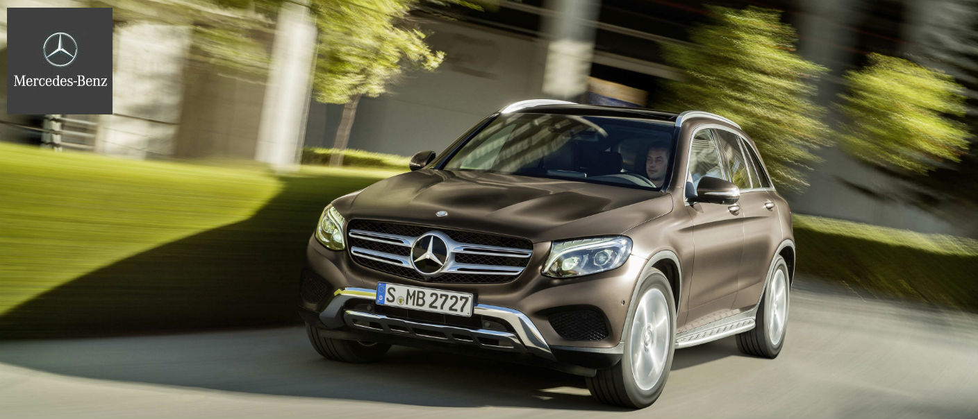2016 Mercedes-Benz GLC-Class - Mercedes-Benz of Arrowhead