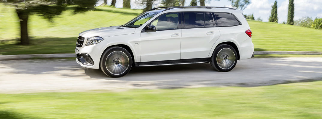 2017 mercedes benz gls performance specifications for Arrowhead mercedes benz