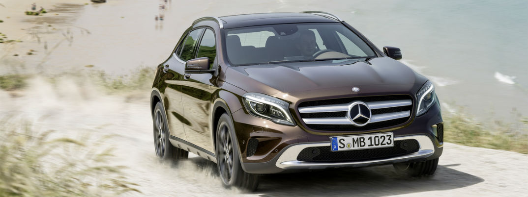 2017 Mercedes Benz Gla250 Upgrades