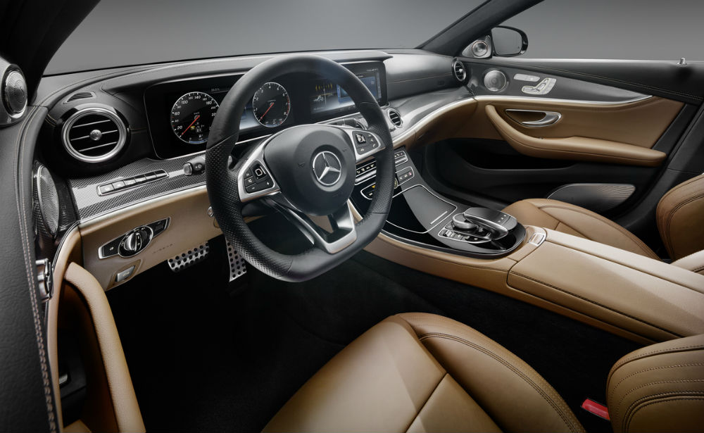 2017 Mercedes Benz E Class Brown Interior Mercedes Benz Of Arrowhead