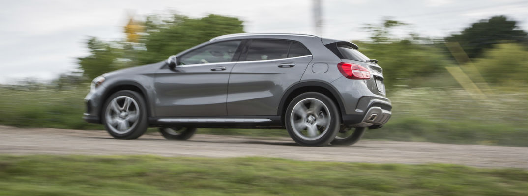 Mercedes Benz Gla Electric Suv Release Date