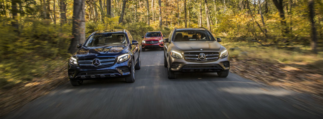 Difference Between Mercedes Benz Glc Suv And Glc Coupe