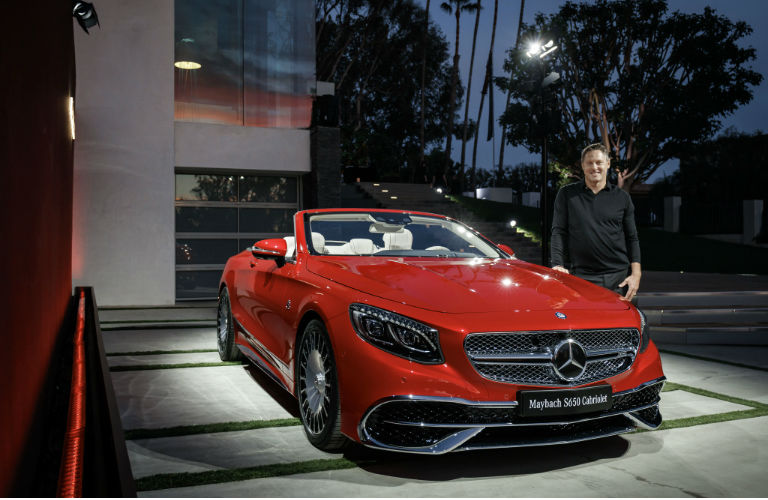 2018 Mercedes Maybach S650 Cabriolet Lams 2016 O Mercedes Benz Of