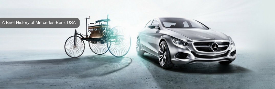 how long has mercedes-benz been in the united states?