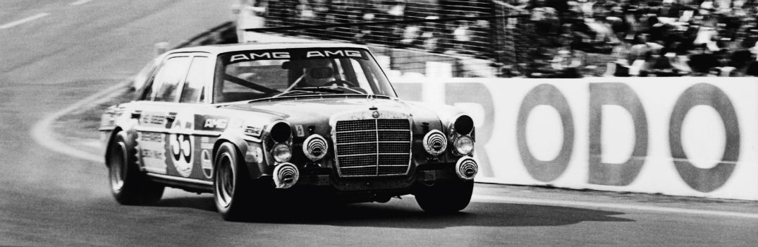 how long has mercedes amg been around