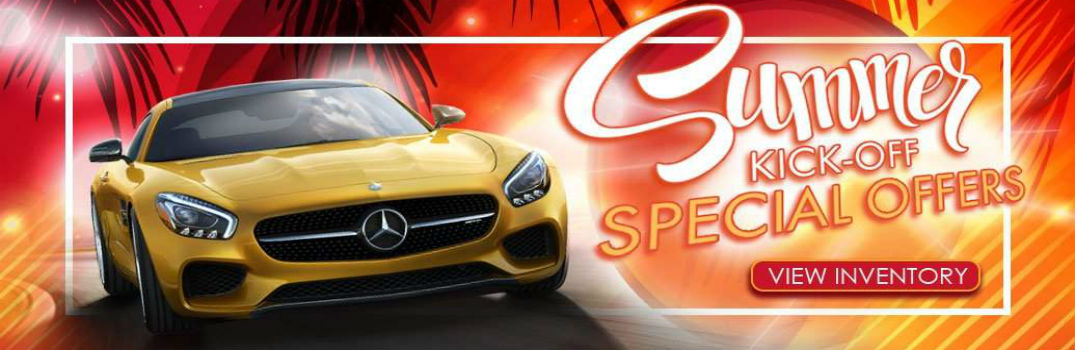 2017 Mercedes-Benz Summer Sales Event