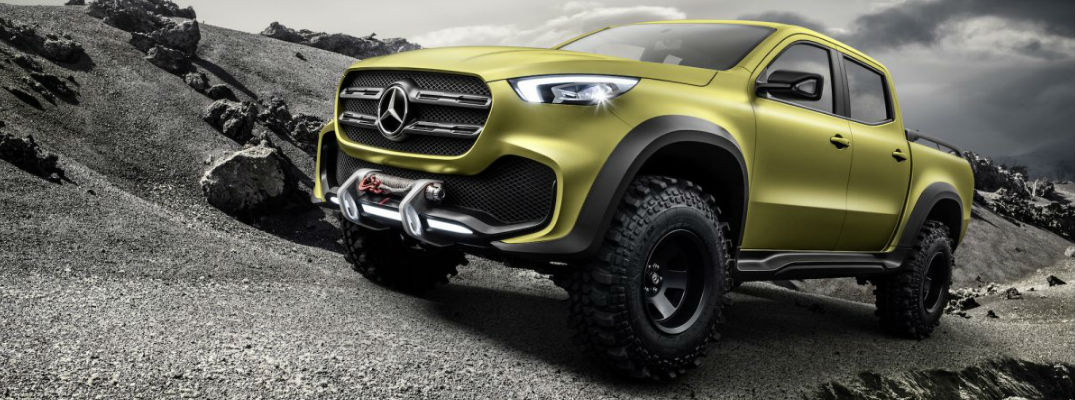 7893e547c7 When will the Mercedes-Benz X-Class Pickup Truck be released