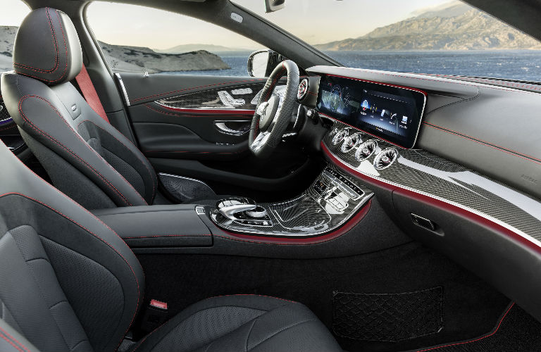 2019 AMG CLS 53 Coupe Front Cabin