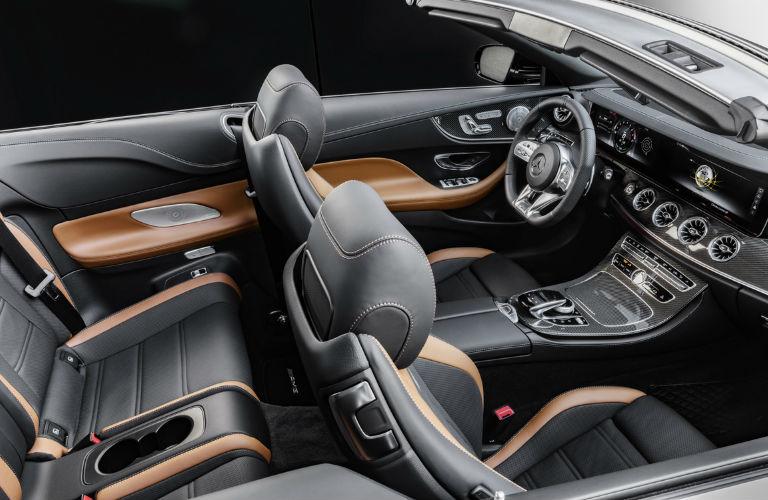2019 E 53 Cabriolet Cabin