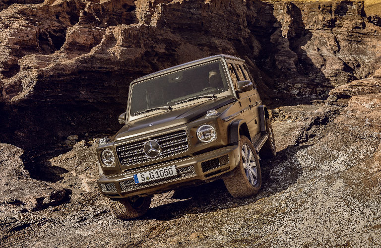 2019 mercedes benz g class engine specs and off road features for Mercedes benz g class off road