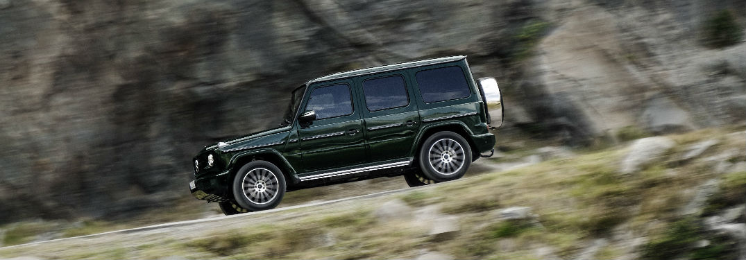 2019 mercedes benz g class engine specs and off road features for Mercedes benz g class specs
