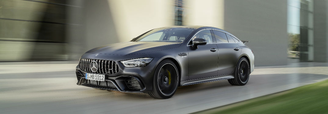 Mercedes Roadside Assistance >> 2019 Mercedes-AMG® GT 4-Door Coupe World Premiere Trailer