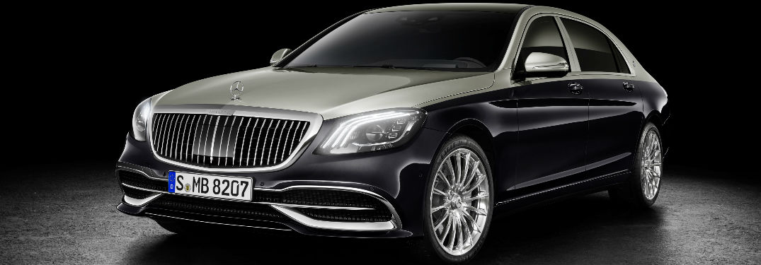 What does the 2019 Mercedes-Maybach look like?