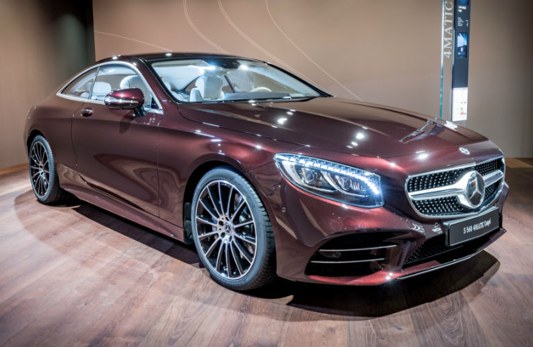 2019 S Class Coupe Special Model O Mercedes Benz Of