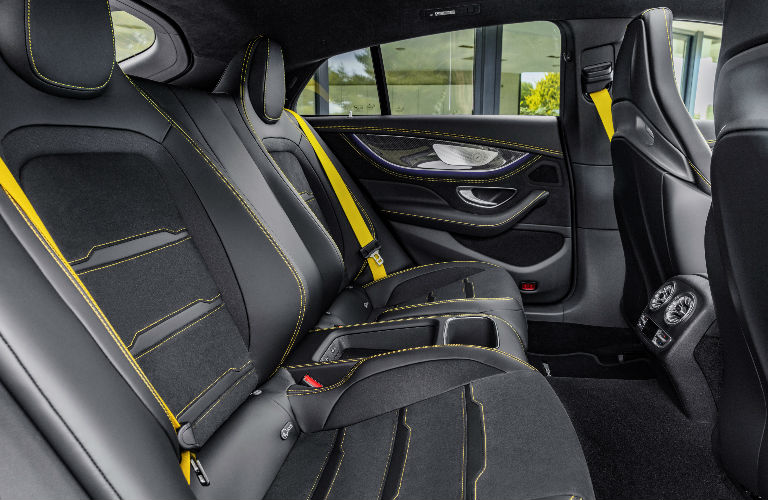 2019 Mercedes Amg Gt 4 Door Coupe Interior Design And Cabin Features