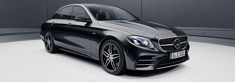 How fast is the 2019 Mercedes-AMG® E 53 Sedan?