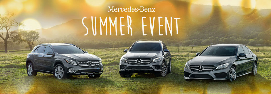 Mercedes Benz Summer Event >> Mercedes Benz Summer Event Sale Phoenix Az