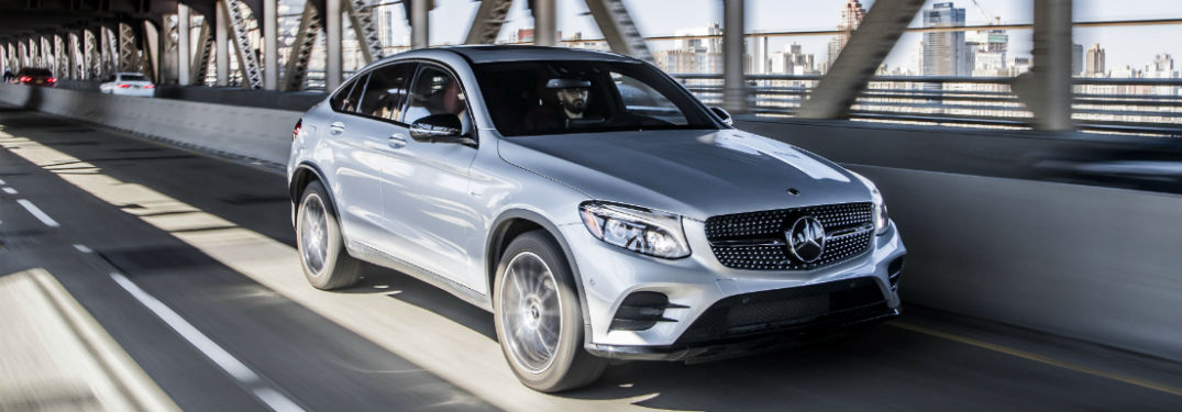 How Do The 2018 Glc Coupe And 2018 Gle Coupe Compare