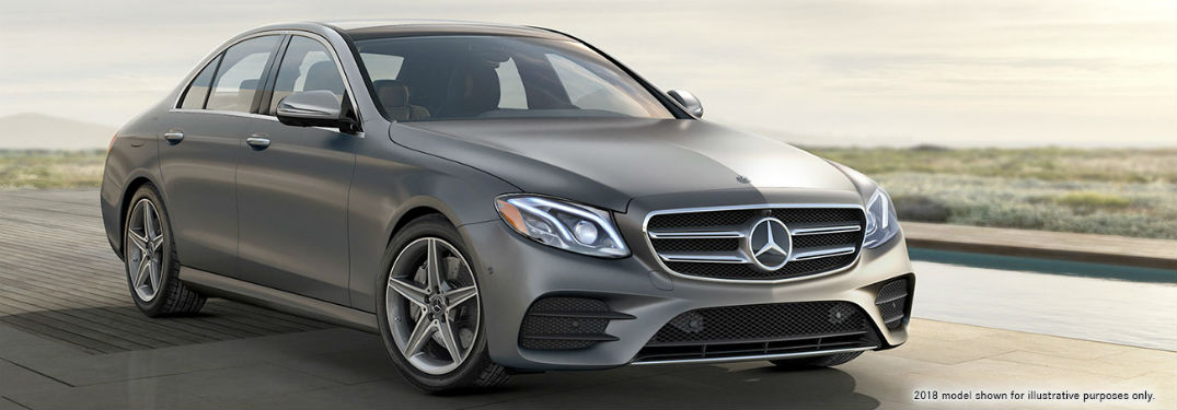 Does the 2019 Mercedes-Benz E-Class have the Car-to-X® technology?