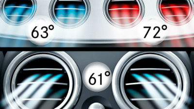 What Is Climate Control >> How Does The 3 Zone Climate Control Work In A Mercedes Benz