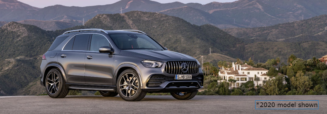 How safe is the 2021 Mercedes-Benz GLE 53 SUV?