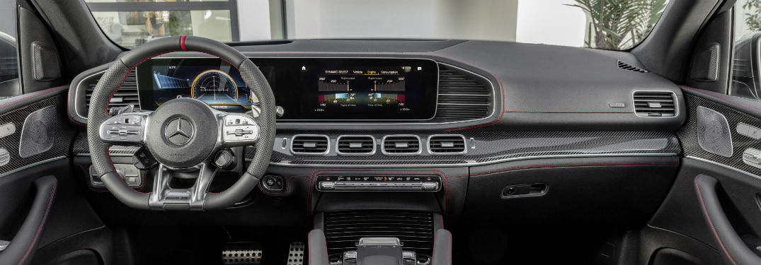 Which 2019 Mercedes-Benz vehicles have front seat massage features?